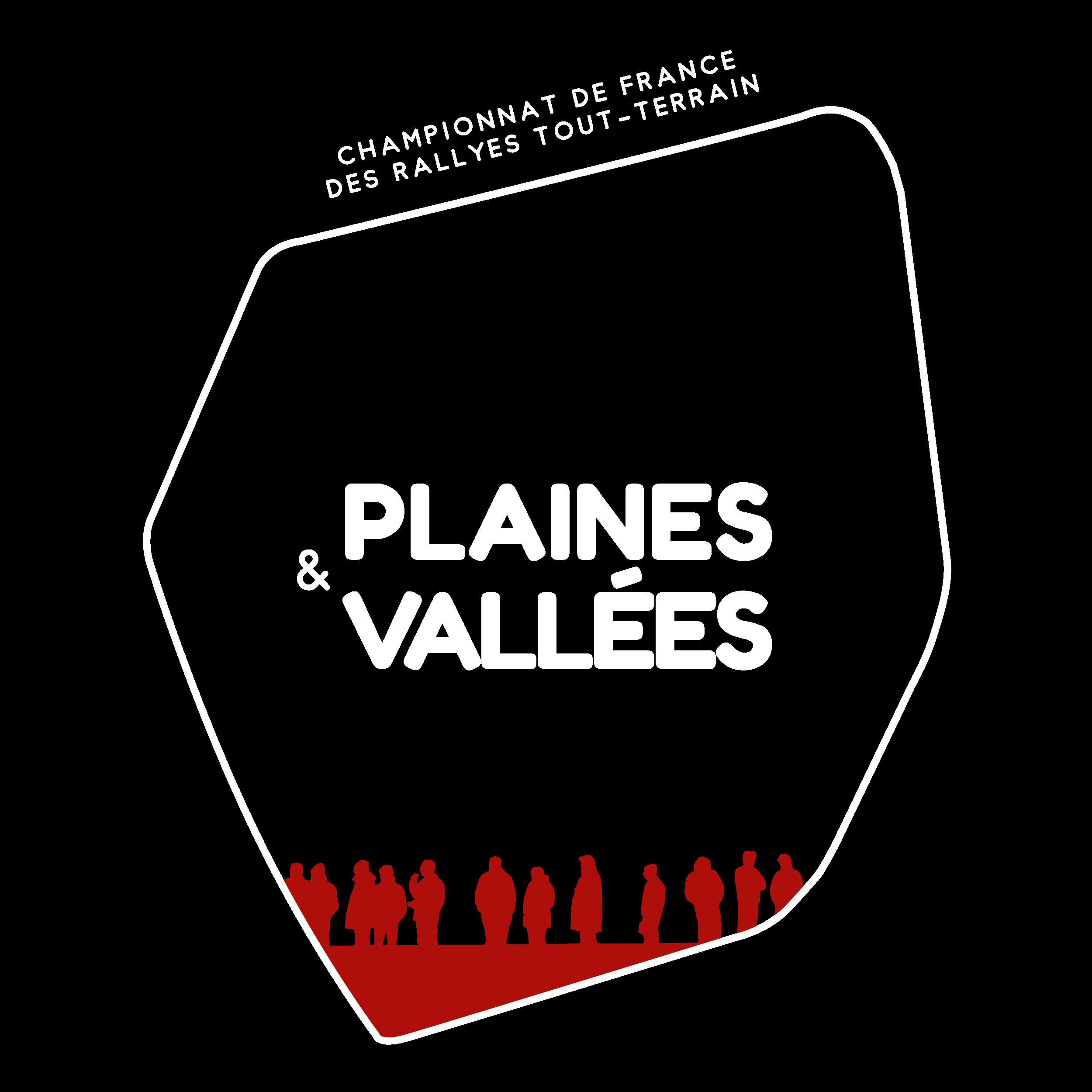 Logo Rallye TT Plaines et Vallées Championnat de France