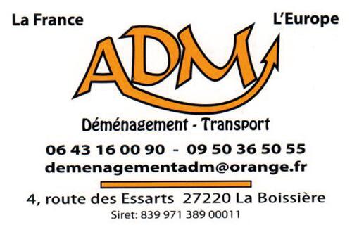 ADM-Déménagement