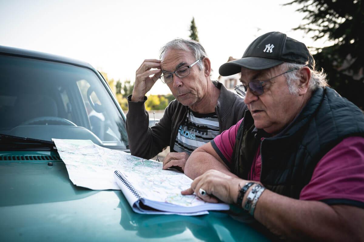 Photo ASACA Nettoyage Spéciales Rallye TT Plaines et Vallees Championnat de France Normandie