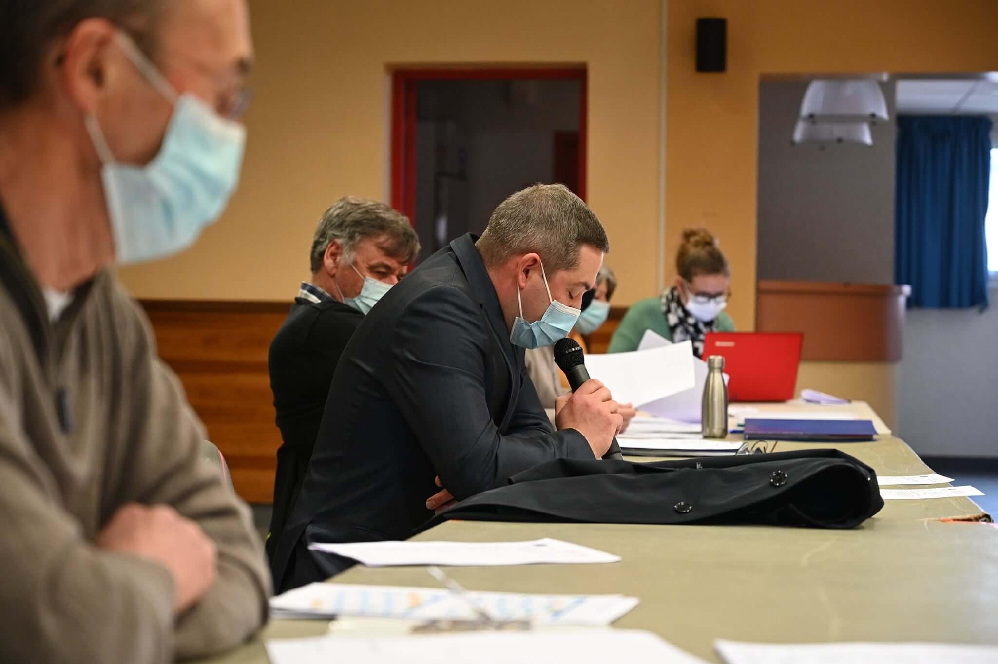 ASACA réunion Assemblée Générale Élective Janvier 2021 Plaines et Vallées